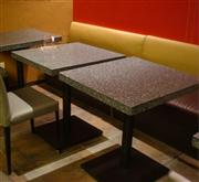 Artificial Marble Dining Table,Stone Table Top,