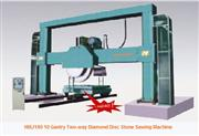 10 Gantry Two-way Diamond Disc Stone Sawing Machine