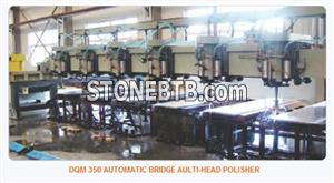 AUTOMATIC BRIDGE AULTI-HEAD POLISHER
