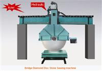 Bridge Diamond Disc Stone Sawing Machine