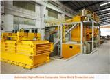 Automatic High-efficient Composite Stone Block Production Line