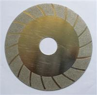 Electroplated Diamond Abrasive Disc