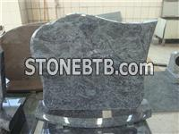 Granite Monument tombstone in high quality for poland market