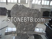 Hot seller granit tombstone for poland market
