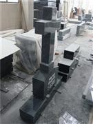 Geman granite cross monuments
