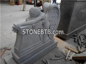 American style angel monument