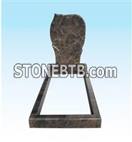 Modern granite monument,granite tombstone with high quality