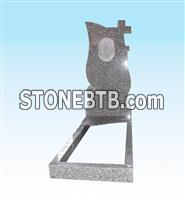 Granite monument ,cheap tombstone in new design