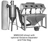 Suction Blasting Series-MM6024S