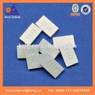 SS10 stone cutting tips