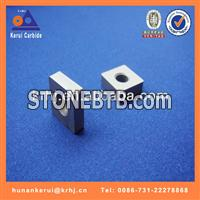 Stone cutting insert for chain saw