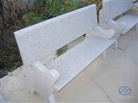 Chinese Stone Benches