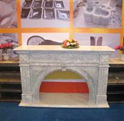 Marble Fireplace Carrara