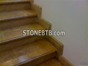 Stair, Step, Riser - Granite Material