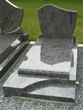 Granite Tombstone & Monument & Headstone(SF-TM10)