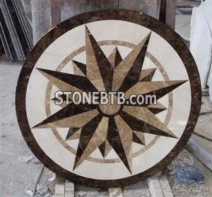 Marble Medallion Sf Ct03