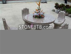 Stone Carvings - Table (SF-CT05)