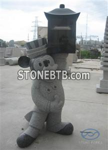 Stone Furniture - Carvings & Statuary (SF-CT02)