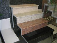 Stair, Step, Riser - Granite Material (SF28980)