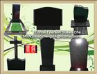 New designed shanxi black tombstone
