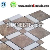 Turkey Bricks Marble Mosaic Tiles