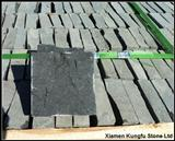 China black basalt cubic stone