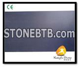 Honed Shanxi Black Granite Slab