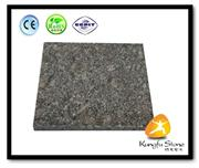 Flamed Tan Brown Granite Pavers