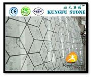 Rhombus Indoor Marble Floor Tiles