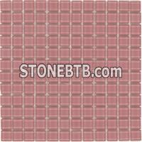 glass mosaic panel