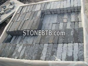 China Blue Limestone Landscaping Stones