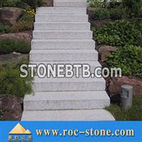 Out door granite stair