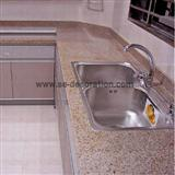 Sunset Gold Kitchen Countertop
