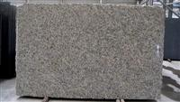 Yellow Butterfly granite slab