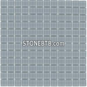 Grey Glass mosaic