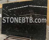 China Black Emperador marble