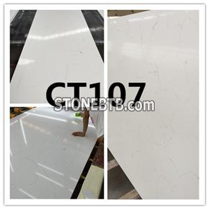 popular white quartz slabs