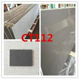 Pure grey quartz slabs