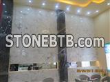 China New Arabescato marble slabs