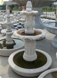 Carvings  -- Fountain