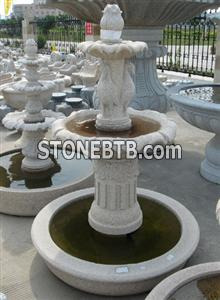 Carvings Fountain