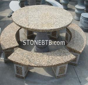 Table & Bench  TB012