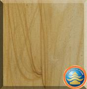Veined yellow sandstone - Honed