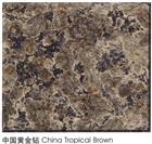 China Tropical Brown