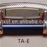 Metal Swing Bar Handle Casket Swing Handle Model TX-E With Plastic And Metal Material For Coffin