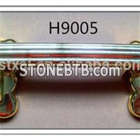 Coffin Handles Model H9005 With Plastic Material For Coffin High Quality Coffin Handle
