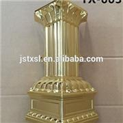 Casket Corners Model TX - 003 With Plastic Material For Coffin