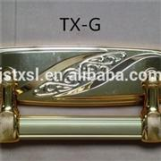 Plastic Swing Bar Handle Casket Swing Handle Model TX-G With Plastic And Metal Material For Coffin