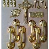ABS New Coffin Handle Coffin Handles Model H9003 Set With Plastic Material For Coffin