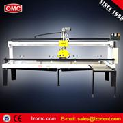 Granite marble slab cutting machine with 3000mm cutting length